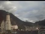 Archiv Foto Webcam Sicht auf Laurentiuskirche und Rathaus in Bludenz (Vorarlberg, Österreich) 09:00