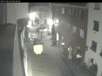 Archiv Foto Webcam Rathausgasse in Bludenz (Vorarlberg, Österreich) 18:00