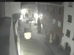 Archiv Foto Webcam Rathausgasse in Bludenz (Vorarlberg, Österreich) 22:00