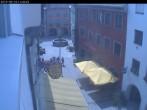 Archiv Foto Webcam Rathausgasse in Bludenz (Vorarlberg, Österreich) 08:00