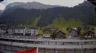 Archiv Foto Webcam Engelberg Dorf 08:00