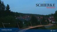 Archiv Foto Webcam in Schierke am Brocken 21:00