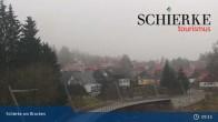 Archiv Foto Webcam in Schierke am Brocken 09:00