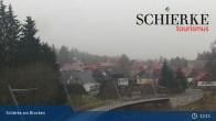 Archiv Foto Webcam in Schierke am Brocken 13:00