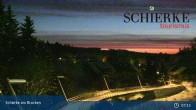 Archiv Foto Webcam in Schierke am Brocken 01:00