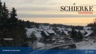 Archiv Foto Webcam in Schierke am Brocken 03:00