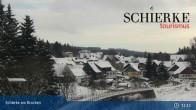 Archiv Foto Webcam in Schierke am Brocken 05:00