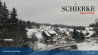 Archiv Foto Webcam in Schierke am Brocken 07:00