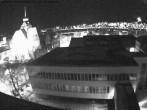 Archiv Foto Webcam Östersund: Blick aufs Rathaus 18:00