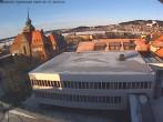 Archiv Foto Webcam Östersund: Blick aufs Rathaus 02:00