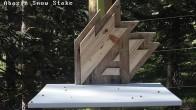 Archiv Foto Webcam Arapahoe Basin: Neuschnee 02:00