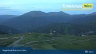 Archiv Foto Webcam Live Cam Turracher Höhe: Panoramablick Kornock 21:00