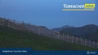 Archiv Foto Webcam Live Cam Turracher Höhe: Panoramablick Kornock 23:00
