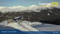 Archiv Foto Webcam Live Cam Turracher Höhe: Panoramablick Kornock 03:00