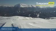 Archiv Foto Webcam Live Cam Turracher Höhe: Panoramablick Kornock 08:00