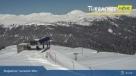 Archiv Foto Webcam Live Cam Turracher Höhe: Panoramablick Kornock 10:00
