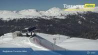 Archiv Foto Webcam Live Cam Turracher Höhe: Panoramablick Kornock 14:00
