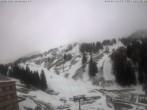 Archived image Webcam Malbun Triesenberg ski resort - Täli chair lift 02:00