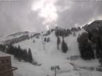 Archived image Webcam Malbun Triesenberg ski resort - Täli chair lift 06:00