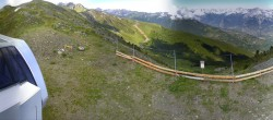 Archiv Foto Webcam 4 Vallées: Thyon - Bergstation Etherolla 04:00