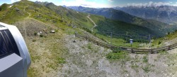Archiv Foto Webcam 4 Vallées: Thyon - Bergstation Etherolla 08:00