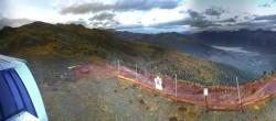 Archiv Foto Webcam 4 Vallées: Thyon - Bergstation Etherolla 02:00