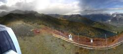 Archiv Foto Webcam 4 Vallées: Thyon - Bergstation Etherolla 06:00