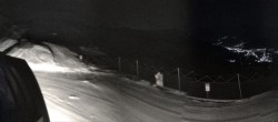 Archiv Foto Webcam 4 Vallées: Thyon - Bergstation Etherolla 22:00