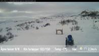 Archiv Foto Webcam Skigebiet Beitostolen: Ola-Express 08:00