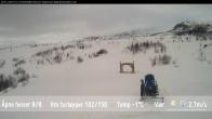 Archiv Foto Webcam Skigebiet Beitostolen: Ola-Express 10:00