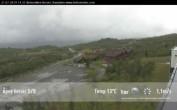 Archiv Foto Webcam Skigebiet Beitostolen: Radisson Blu 08:00
