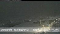 Archiv Foto Webcam Skigebiet Beitostolen: Radisson Blu 20:00