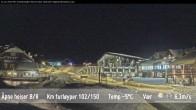 Archiv Foto Webcam Skigebiet Beitostolen: Talstation 18:00