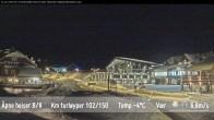 Archiv Foto Webcam Skigebiet Beitostolen: Talstation 20:00