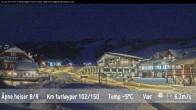 Archiv Foto Webcam Skigebiet Beitostolen: Talstation 00:00