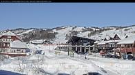 Archiv Foto Webcam Skigebiet Beitostolen: Talstation 06:00