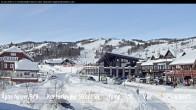 Archiv Foto Webcam Skigebiet Beitostolen: Talstation 08:00