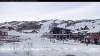 Archiv Foto Webcam Skigebiet Beitostolen: Talstation 10:00
