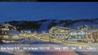 Archiv Foto Webcam Skigebiet Beitostolen: Talstation 12:00