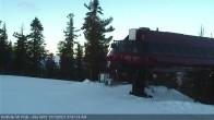 Archiv Foto Webcam Backside Gipfel Northstar 02:00