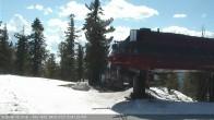 Archiv Foto Webcam Backside Gipfel Northstar 10:00