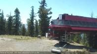 Archived image Webcam Backside Summit Northstar California 08:00