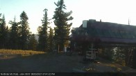 Archived image Webcam Backside Summit Northstar California 14:00