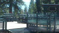 Archived image Webcam Northstar California: Summit Deck 08:00