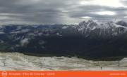 Archiv Foto Webcam Skigebiet Kronplatz - Südtirol 04:00