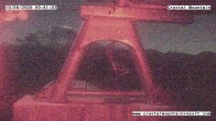 Archiv Foto Webcam Crystal Mountain Resort: Chair 6 19:00