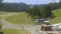 Archiv Foto Webcam Crystal Mountain Resort: Tal 05:00