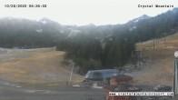 Archiv Foto Webcam Crystal Mountain Resort: Tal 03:00