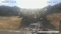 Archiv Foto Webcam Crystal Mountain Resort: Tal 09:00
