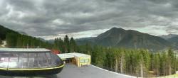 Archived image Webcam Schöneben ski resort: View base station Höllental 06:00